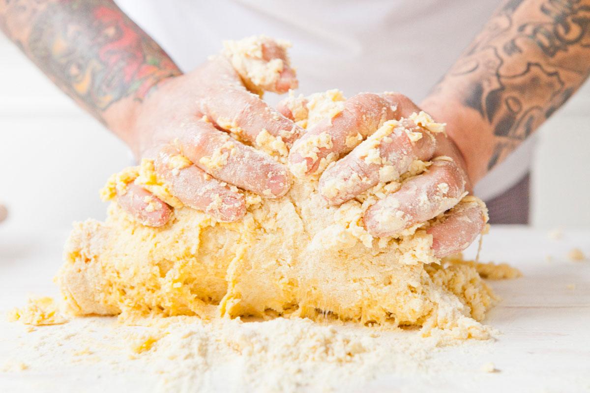 Making-ravioli